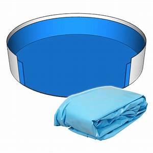 Poolfolie Rund 360 : poolfolie innenh lle rund pool 360 x 90 cm 0 6 mm blau rundbecken 3 60 x 0 90 m 121 40 ~ Eleganceandgraceweddings.com Haus und Dekorationen