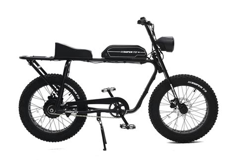 The Super73 Electric Motorbike