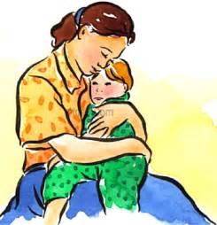 Mom Hug Clip Art