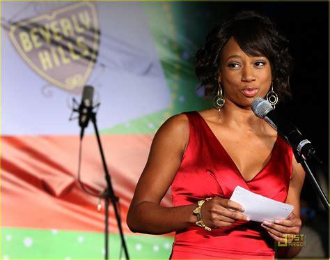 Monique Coleman Lights Up Unicef Photo 350112 Photo