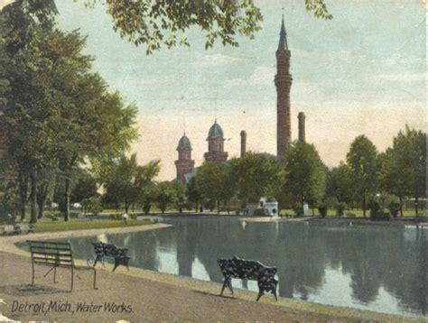 detroit water works hekman digital archive