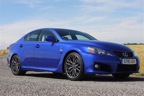 Lexus Is F (from 2008) Used Prices
