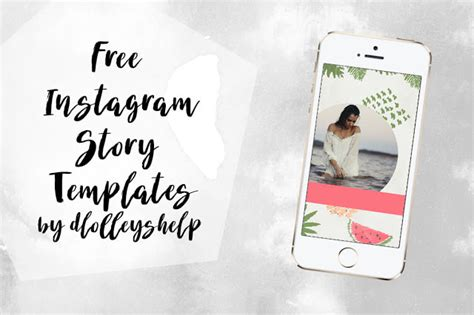 free instagram story templates free instagram story templates dlolleyshelp