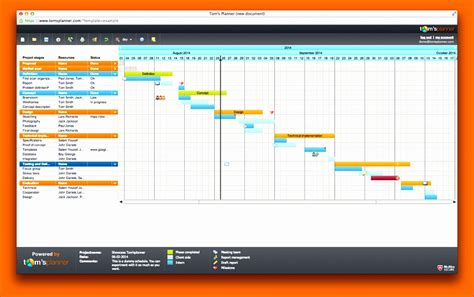 construction schedule excel template excel templates