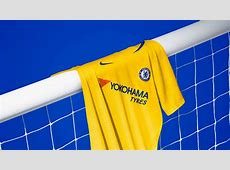 Chelsea news Blues unveil yellow away kit for 201819