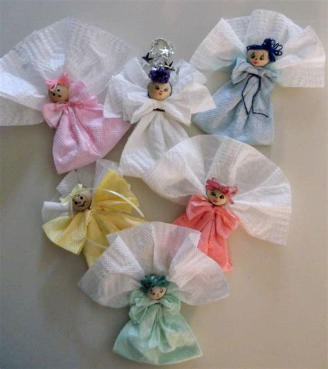doll ornaments  paper towels hubpages