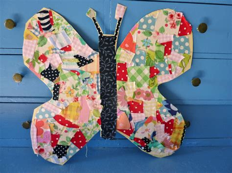 rose valley scrappy tips craft  butterfly