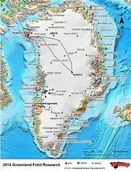 Best Greenland Map - ideas and images on Bing | Find what you\'ll love