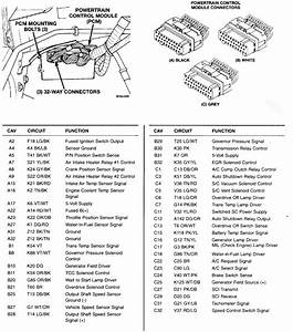 2003 Honda Accord Ecu Wiring Diagram