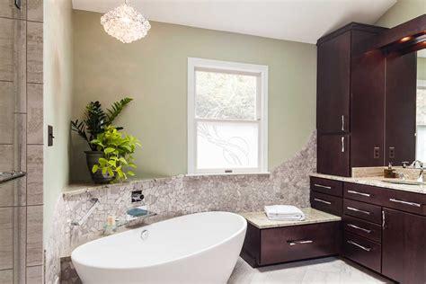 master bath remodel  small laundry tw ellis