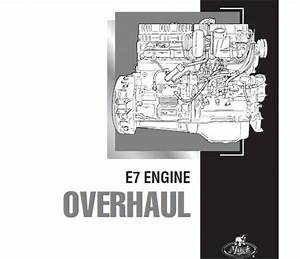 Manual Service Mack Engine E7 Y Diagrama Electrico Granite
