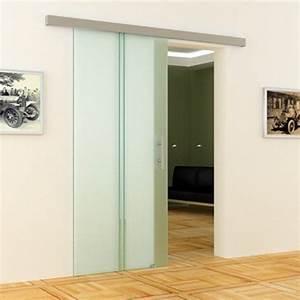 Laufschiene Schiebetür Schrank : schiebet r aus glas senkrecht gestreift ma e 900 x 2050 mm ~ Watch28wear.com Haus und Dekorationen