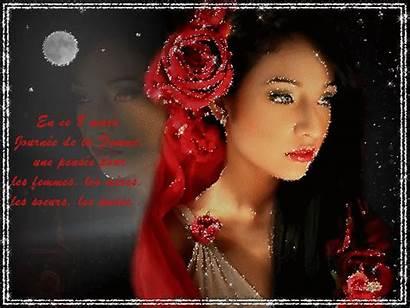 Femme Journee Bonne Femmes Mars Toutes Amour