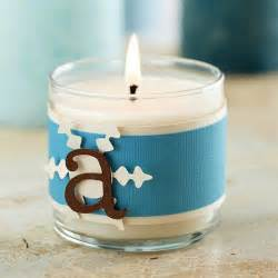 Cute Homemade Christmas Gifts Candles