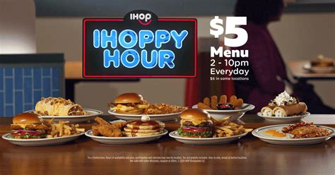 ihop hopes  snag pm customers  happy hour specials