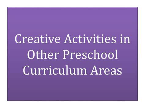 creative activities in other preschool curriculum areas 211 | creative activities in other preschool curriculum areas 1 638