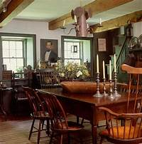 colonial home decor 17 Best images about Colonial/Primitive Interiors on ...