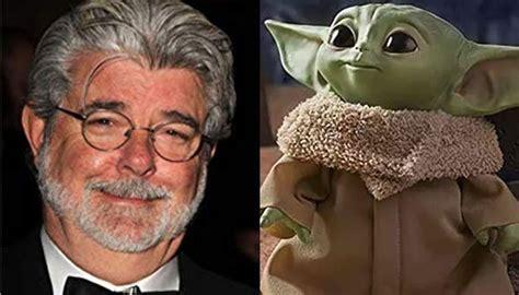 Revelan emotiva fotografía de George Lucas cargando a Baby ...
