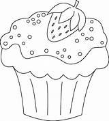 Cupcake Cupcakes Coloring Zum Colorear Muffin Dibujos Ausmalen Muffins Ausmalbilder Das Neu Inspirational Bild Imagen Imprimir Pintar Desenho Malvorlagen Realistic sketch template