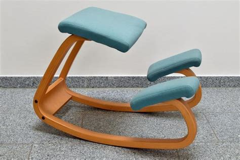 Stokke  Ergonomischer Kniestuhl In Lauf Büromöbel