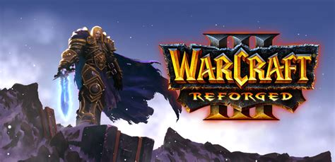 wallpaper  video game warcraft iii reforged poster