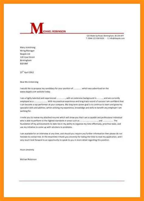 Cover Letter For Any by Basic Cover Letter For Any Memo Exle