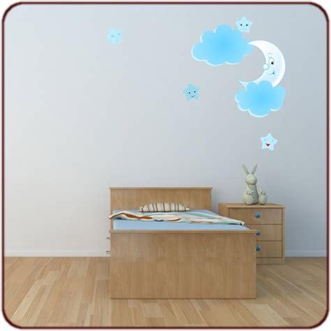chambre bébé lune déco chambre bebe lune