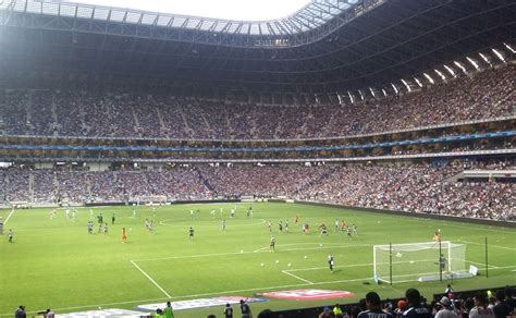 estadio bbva bancomer monterrey  stadium guide
