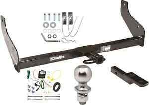 Kium Sportage Hitch Wiring by Complete Trailer Hitch Package W Wiring Kit For 1995 2002