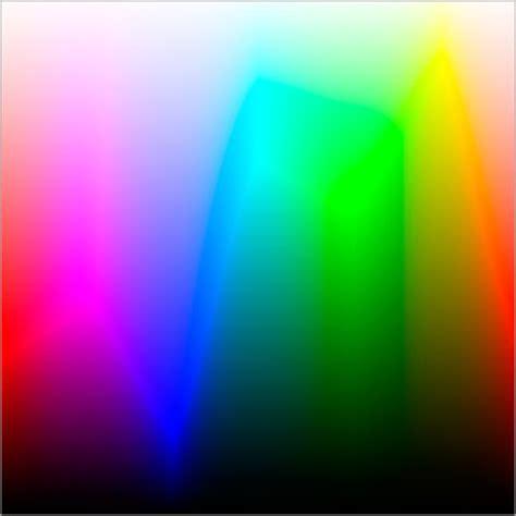Printer Test Color Chart