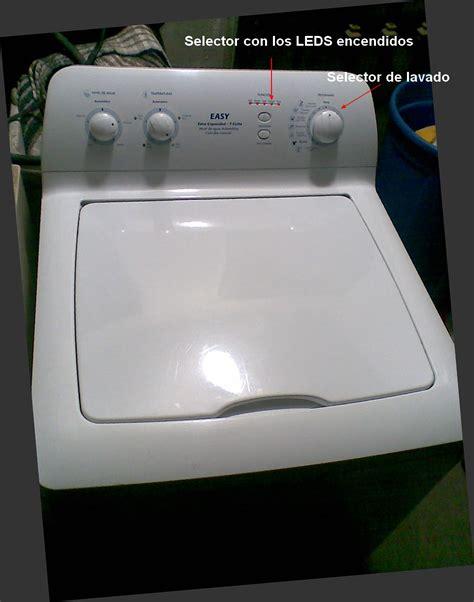 solucionado el selector de funciones lavadora easy no funciona yoreparo