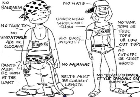 Elementary Dress Code by School Dress Codes Are Not Sexist Peppermintfrost