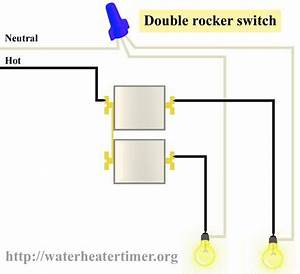 Double Gang Box Wiring Diagram : how to wire double rocker switch use 3 gang receptacle ~ A.2002-acura-tl-radio.info Haus und Dekorationen