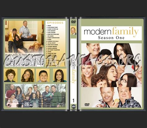 modern family season 1 dvd cover dvd covers labels by customaniacs id 140531 free