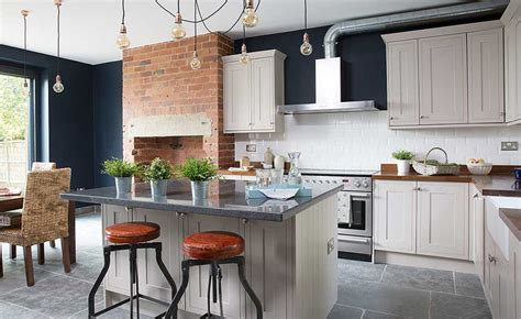 11 industrial style kitchens   Real Homes