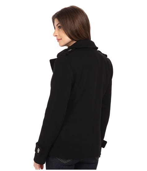 calvin klein siege social calvin klein breasted wool coat at zappos com