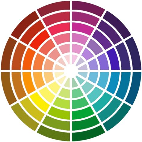 harmony of colors color scheme designer