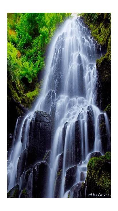 Nature Animated Gifs Waterfalls Animations Water Falls