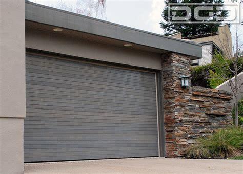 Custom Designed Modern Garage Doors By Dynamic Garage Door