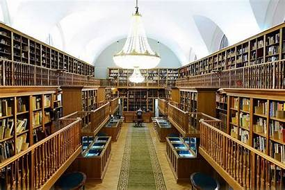 Library Petersburg Russian Libraries Biblioteca Night National