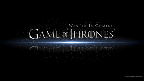 game  thrones winter  coming  beaware  deviantart