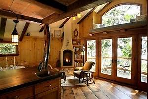 Top 10 tree houses design ideas we love for Interior design normal house