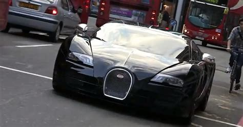 Bugatti On The Streets by This Is What A Bugatti Veyron Sport Looks