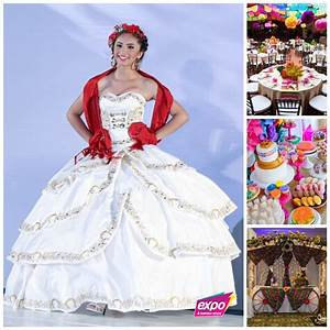 1000+ ideas about Mexican Quinceanera Dresses on Pinterest