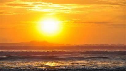 Sun Wallpapers Sunrise Rising Background Summer Rise