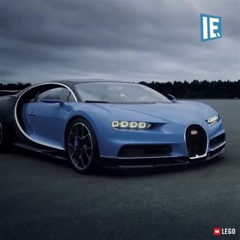 Bugatti Chiron by LEGO | Bugatti chiron, Bugatti, Sports car