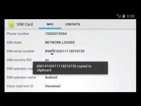 Find Sim  Ee  Card Ee   Number Iccid And Imei Number Without