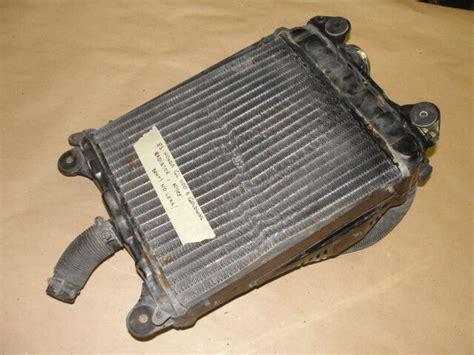 83 Honda Goldwing Gl 1100 A Radiator Coolant Hose Hoses
