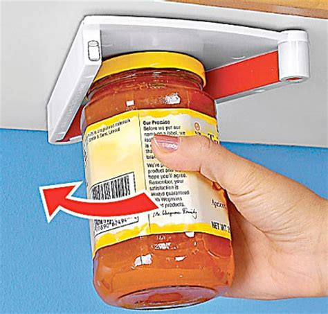 cabinet jar opener 12 cool and useful cooking tools