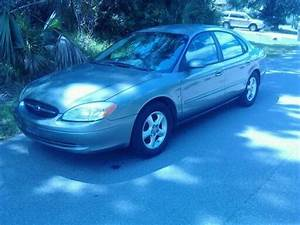Find Used     2001 Ford Taurus Ses Flex Fuel     Great On
